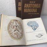 Atlas de Anatomía Humana 3 Tomos