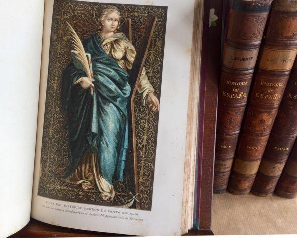 Libros antiguos: Historia General de España