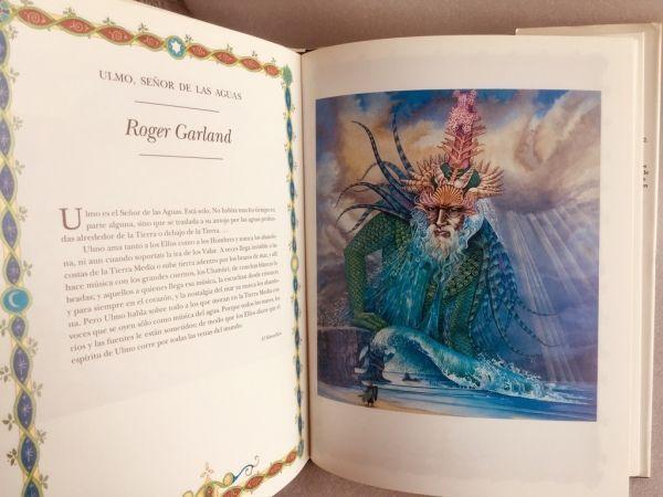 El Mundo de Tolkien. ilustración 1