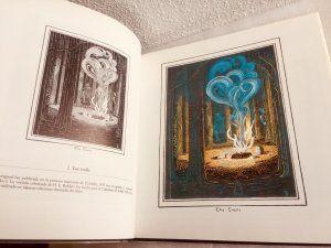 Pinturas y Dibujos, Tolkien Ilustración