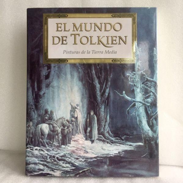 El Mundo de Tolkien, Pinturas de la Tierra Media
