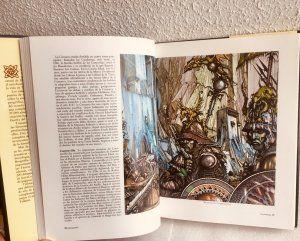 Tolkien enciclopedia Ilustrada. Ilustración