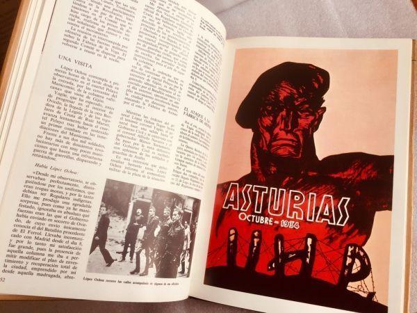 Asturias 1934. Ilustración