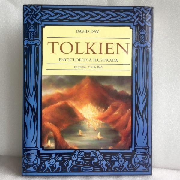 Tolkien enciclopedia Ilustrada. David Day
