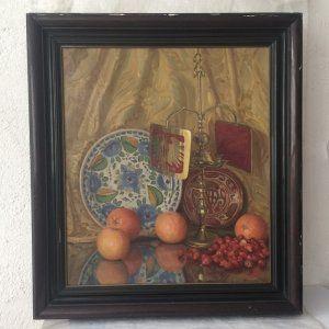 Pintura Vicente paricio