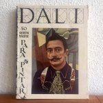 Dalí 50 secretos mágicos para pintar- Caralt, 1951 - 1ª Edición