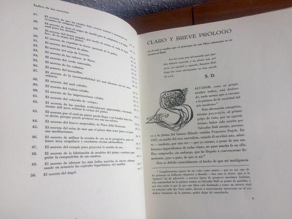 Libro de pintura - Caralt, 1951