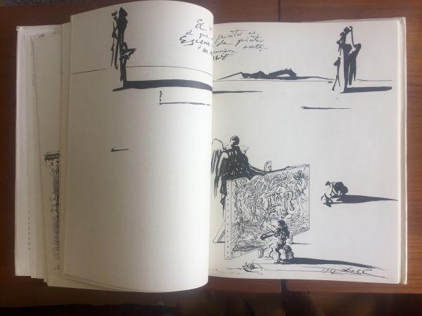 Dalí 50 secretos mágicos para pintar- Caralt, 1951 1ª Edición