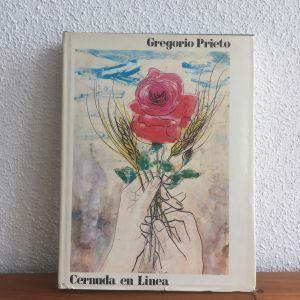 Cernuda en Linea, Gregorio Prieto - 1981