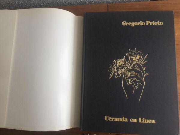 Cernuda en Linea 1981