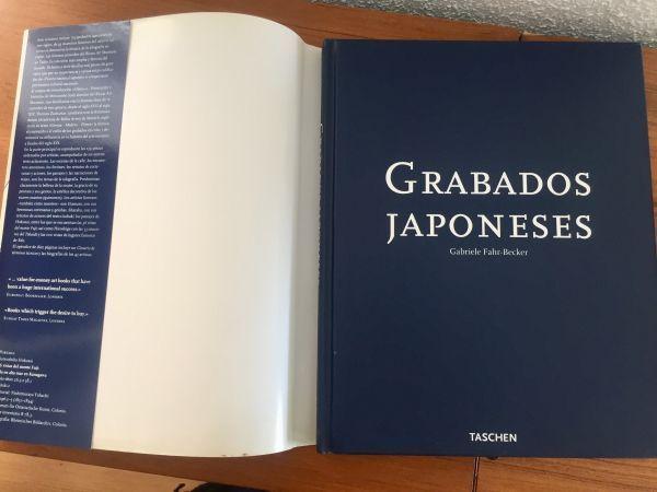 Tapas Grabados japoneses, Gabriele Fahr-Becke