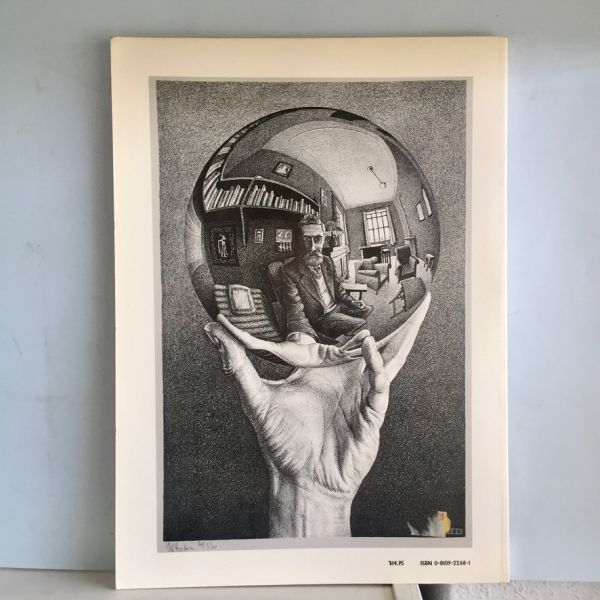 M.C. Escher 29 Master Prints 1983