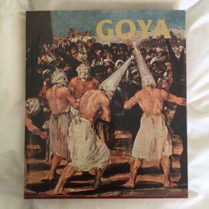 Goya Biografía tomo II por Gudiol