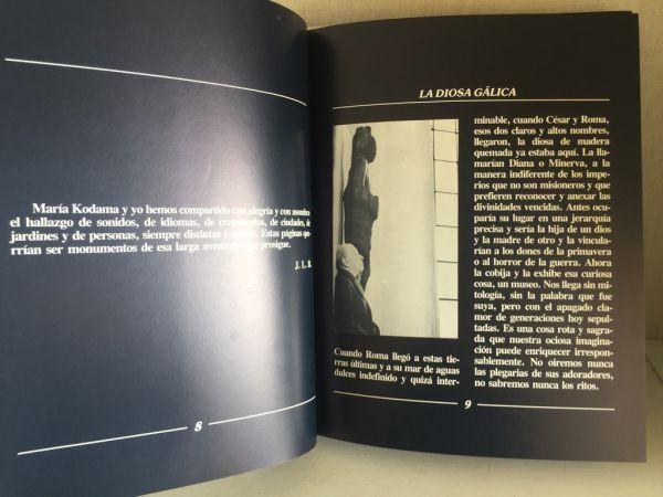 Atlas Jorge Luis Borges