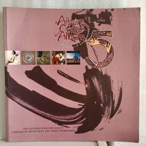 Album Cover Album 5. Paper Tiger Books