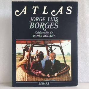 Atlas Jorge Luis Borges - Edhasa 1986