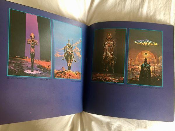 El vuelo de Icaro, Donald Lehmkuhl. Tiger Books 1977