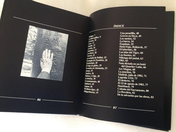Atlas Borges - Edhasa 1986