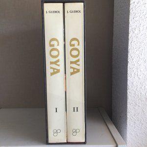 Goya Biografía Tomos I y II