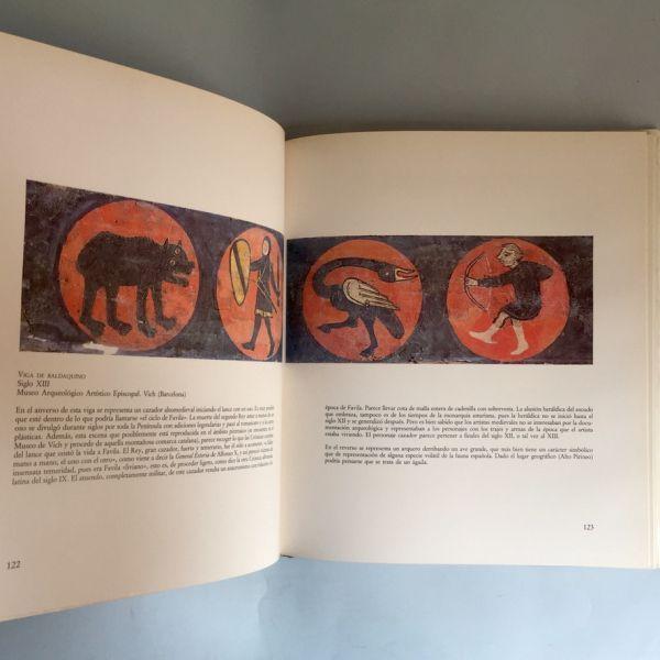 La caza en el arte español, Casariego 1982