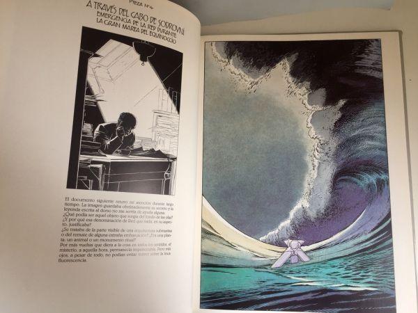 El Archivista, Las ciudades oscuras 1991 1ª edición.