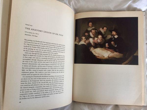 Rembrandt Text by Ludwig Münz 108 láminas. Abrams