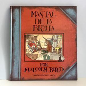 Manual de la Bruja, Malcolm Bird 1985 Anaya