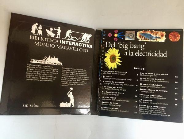 Libro interactivo SM Saber
