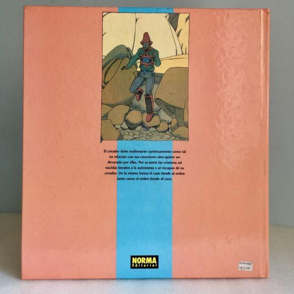 Moebius Caos 1991 Primera edición