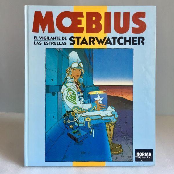 Moebius Starwatcher 1986 Norma Primera edición