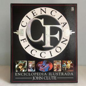 John Clute. Enciclopedia ilustrada de la Ciencia Ficción 1996