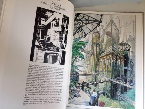 El Archivista. Las ciudades oscuras 1991 1ª edición.