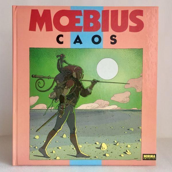 Moebius Caos 1991 Norma Primera edición