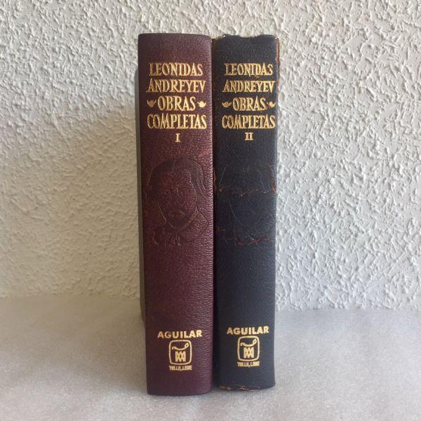 Leónidas Andreyev Obras completas Aguilar