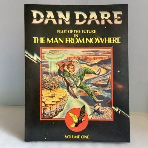 Dan Dare: The Man from Nowhere Vol. 1 - 1979 Dragon's Dream