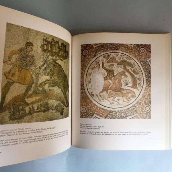 La caza en el arte español J. E. Casariego