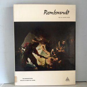 Rembrandt Text by Ludwig Münz 108 láminas