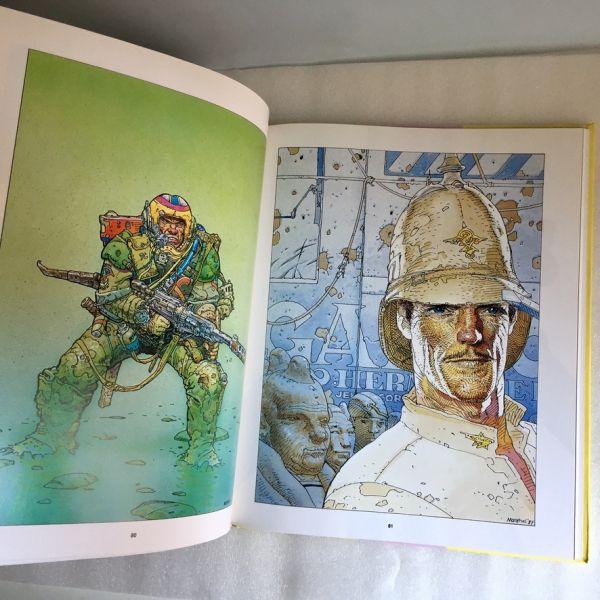 Moebius Made in Los Angeles 1986 Norma Primera edición