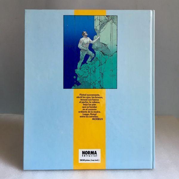 Primera edición Moebius Starwatcher 1986 Norma