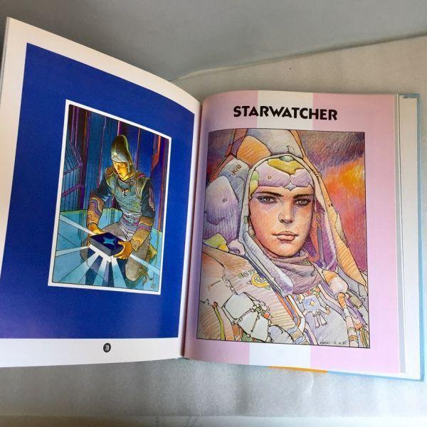 Moebius Starwatcher Primera edición 1986 Norma