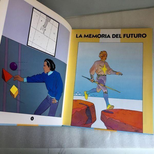La memoria del futuro. Primera edición 1986 Norma