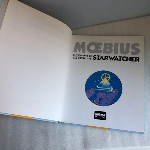 El vigilante de las estrellas, Primera edición Norma
