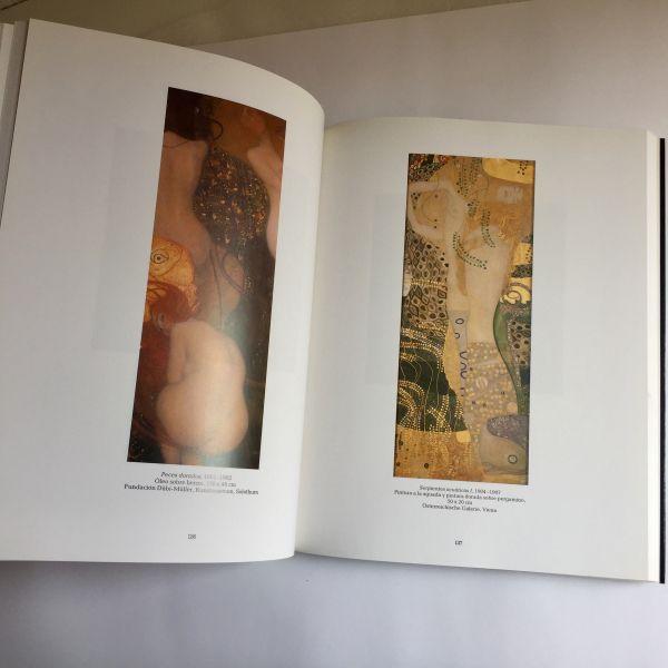 Gustav Klimt, El mundo con forma de mujer. Gottfried Fliedl 1991
