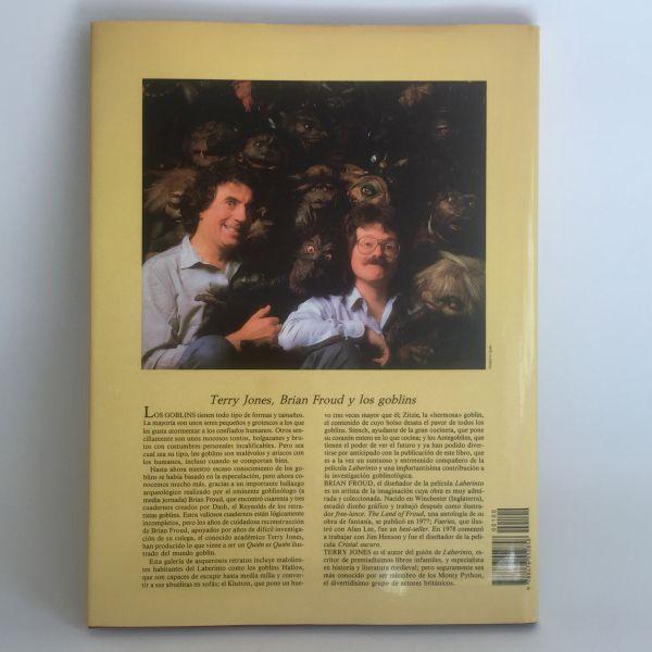 Los Goblins del Laberinto, Brian Froud y Terry Jones