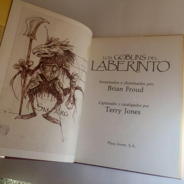 Los Goblins del Laberinto, título