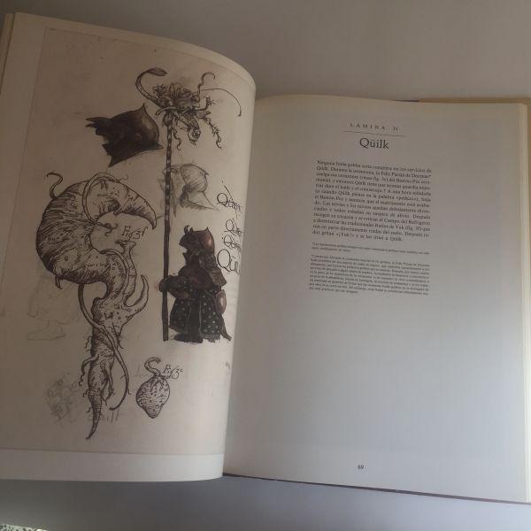 Los Goblins del Laberinto. Brian Froud, Terry Jones