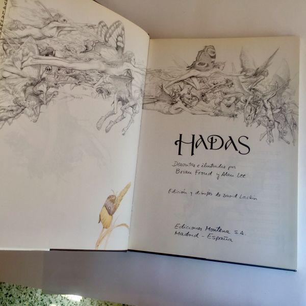 Hadas, por Brian Froud y Alan Lee