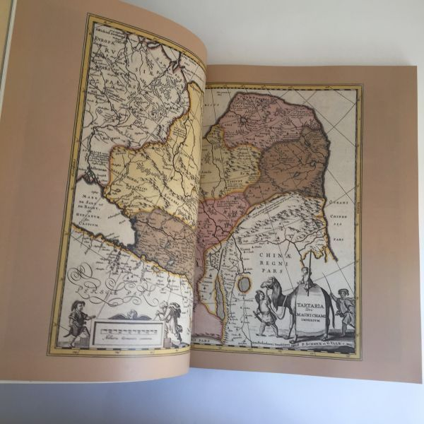 La casa dorada mapa
